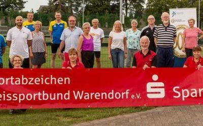 Beim Stadtsportverband in Wegberg gibt es jetzt auch Sportabzeichenprüfer für Menschen mit Behinderung